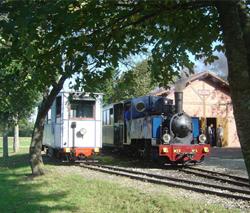 Musée du chemin de fer à Pithiviers